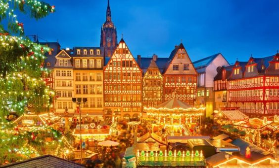 Terroranschlägen, Weihnachtsmarkt
