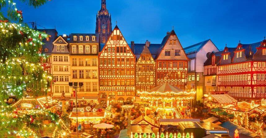 Terroranschlägen, Weihnachtsmarkt, Terrorabwehr-Maßnahmen