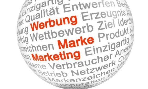 Werbung Marketing