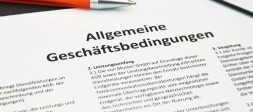 AGB, AGB-Recht