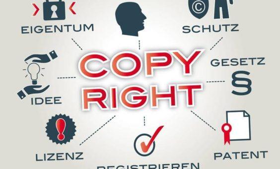 Urhebervertragsrecht, Urheberrecht, Sicherheitskonzepte