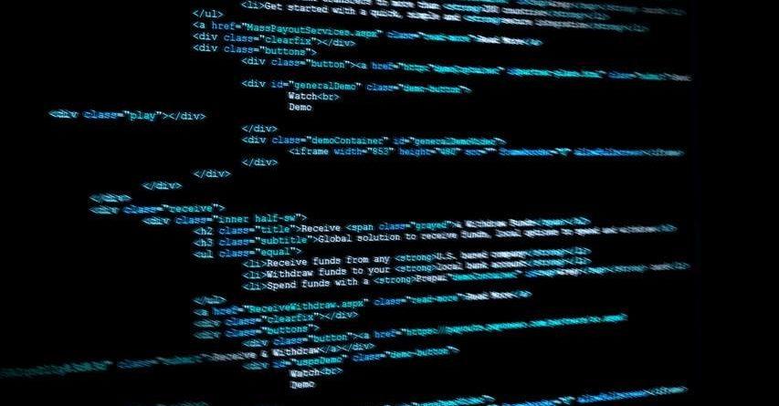 Quellcode, IP-Adressen