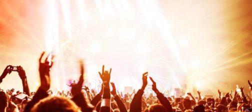 Musikfestival, Genehmigung