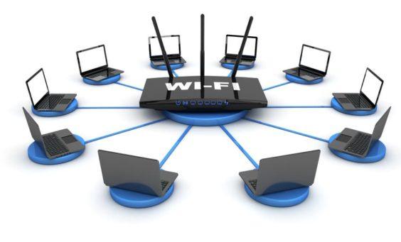 W-LAN, WLAN-Hotspots, Urheberrechtsverletzung