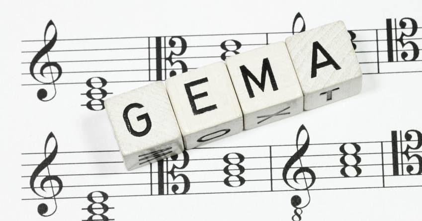 Urheberrecht, GEMA