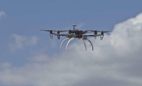 Drohnenangriff