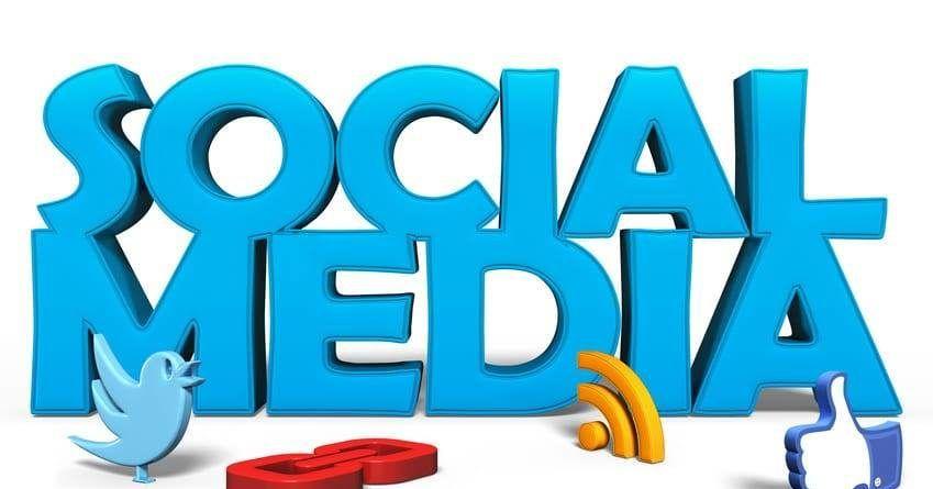 Teilen, Social-Media-Buttons