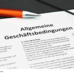AGB, Textform