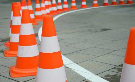 Werbetafel, umfallen, Verkehrssicherungspflicht