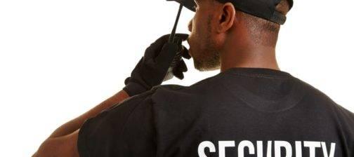 Sicherheitsdienst, Betriebsversammlung, Diebstahl, Ordnungsdienst