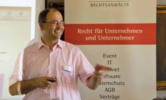 2. Mannheimer IT-Recht-Frühstück