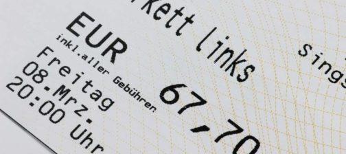 Tickethandel, Eintrittskarten, Ticketverkauf
