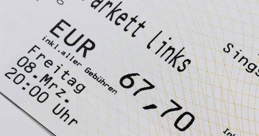 Tickethandel, Eintrittskarten, Ticketverkauf,Ticketreseller, Onlinetickethandel