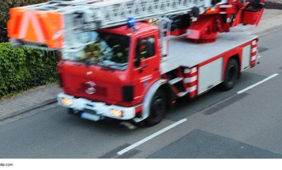 Feuerwehrzufahrt