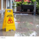 Eingangsbereich, Gefahren, Verkehrssicherungspflicht