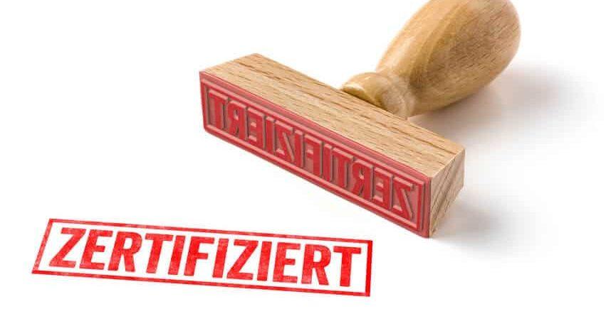Zertifizierer