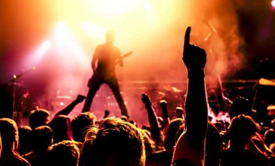 Konzerte, Genehmigung, Konzert