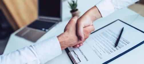 Unternehmensregister, Vertrag, Vergabeverfahren