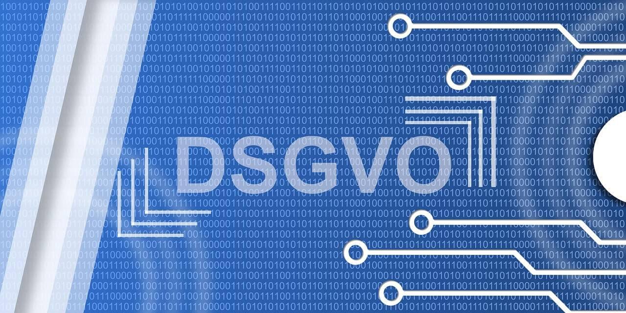 DSGVO, Datenschutzrecht