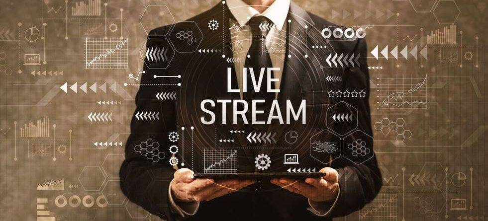 Livestream, Streaming