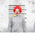 3 Clowns auf Polizeiwache: